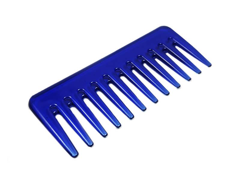 Peineta azul AYF